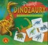 Pamięć Dinozaury gra edukacyjna