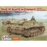 DRAGON Strug.III Ausf. G Late wzimmerit (6633)