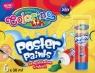 Farby plakatowe w tubach 30 ml 6 kolorów Colorino Kids