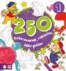 250 kolorowanek łamigłówek rebusów Część 1