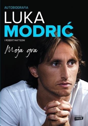 Moja gra. Autobiografia Luka Modrić, Robert Matteoni