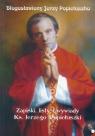 Błogosławiony Jerzy Popiełuszko z płytą CD