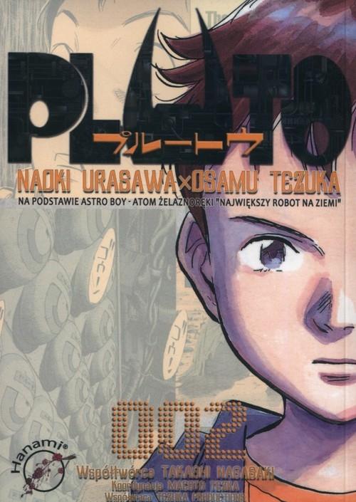 PLUTO 2 Tezuka Osamu, Urasawa Naoki