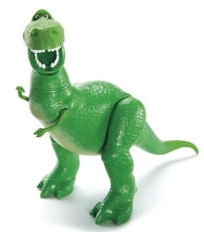 Toy Story: Figurka podstawowa Rex (GDP65/GFV32)