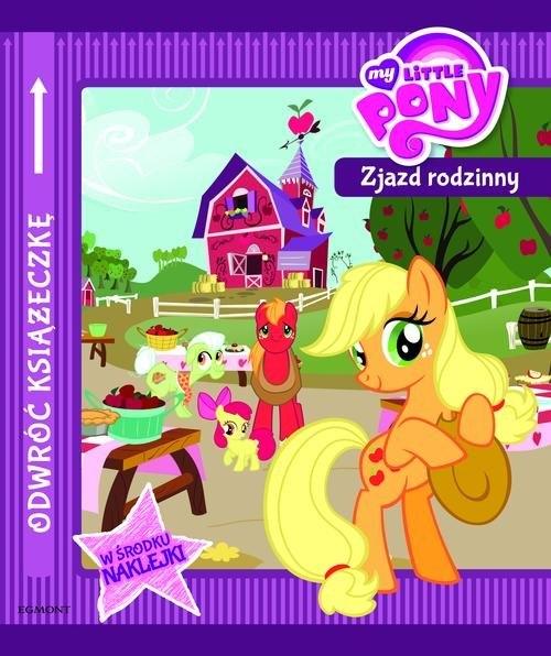 My Little Pony Zjazd rodzinny Ciasto świecidełkowe  (01333)