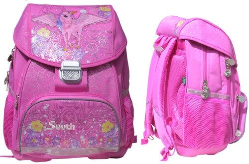 Plecak South Junior różowy