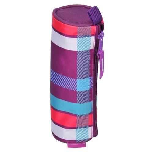 Piórnik tuba New Wave Kolorowe pasy