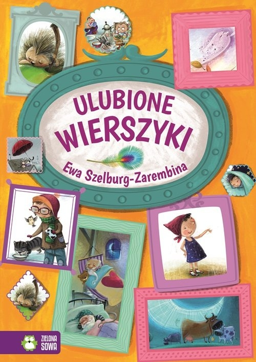Ulubione wierszyki Szelburg-Zarembina Ewa