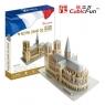 Puzzle 3D Katedra Notre Dame (M6054H)
