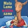 Mała Lama w łóżku sama Anna Dewdney