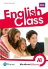 English Class A1 WB wyd. rozszerzone 2020 PEARSON