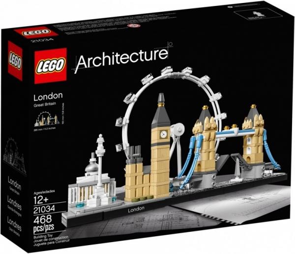 Lego Architecture: Londyn (21034)