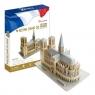 Puzzle 3D: Katedra Notre Dame (M6054H)