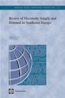 Review of Electricity Supply David Kennedy, Varadarajan Atur