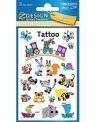 Tatuaże zwierzątka