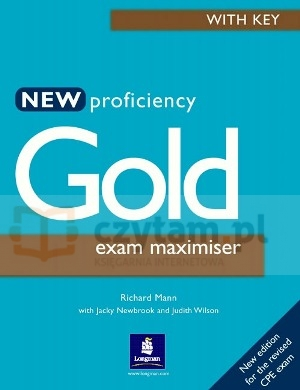 Proficiency Gold NEW Maxim +Key
