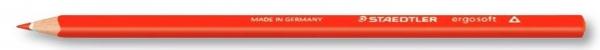 Kredki ergo soft S 157 - 12  kolorów w plastikowym etui Staedtler box (S 157 SB12)