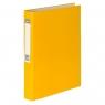 VauPe, segregator ringowy FCK, 40 mm, 4 ringi, A4, żółty (057/08)