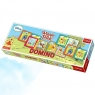 Domino - Kubuś Puchatek - 2 - 6 graczy (00833)