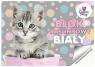 Blok rysunkowy biały A4 20 kartek Sweet Pets Kot