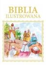 Biblia ilustrowana (biało-złota)
