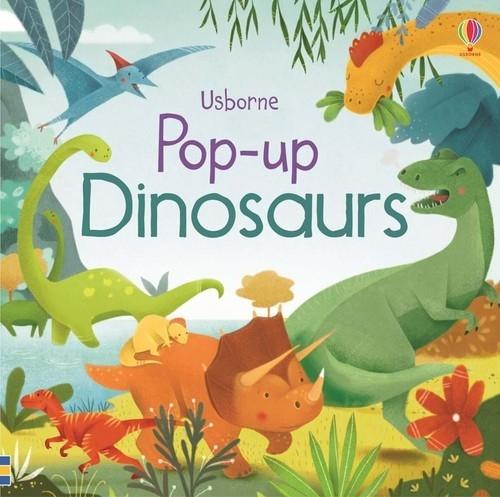 Pop-up dinosaurs Watt Fiona