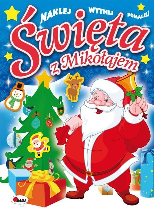 Święta z Mikołajem Czarnecka Jolanta