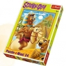 Puzzle 24 elementów maxi - Scooby Doo w Egipcie