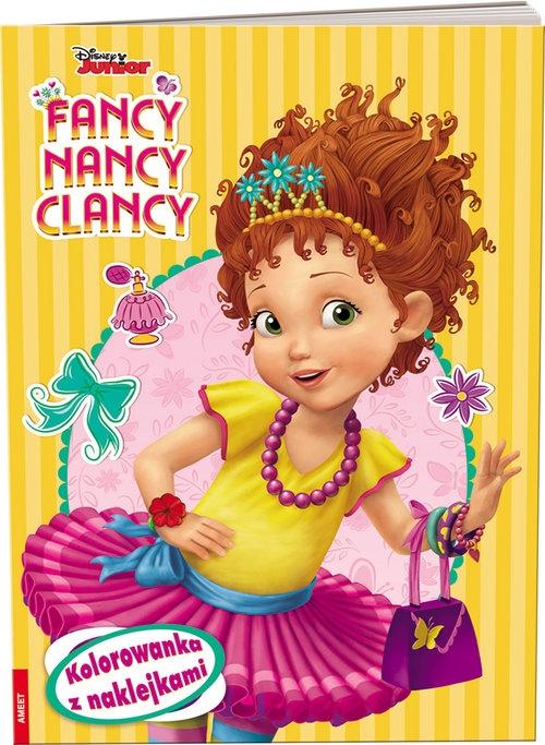 Fancy Nancy Clancy Kolorowanka z naklej/NA9101 opracowanie zbiorowe