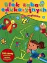 Blok Zabaw edukacyjych dla trzylatka