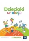 Dzieciaki w akcji 4-latki zestaw dla dziecka Anna Stalmach-Tkacz, Karina Mucha