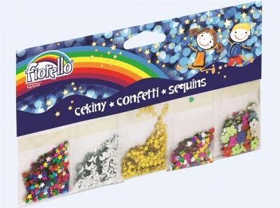 Confetti cekiny