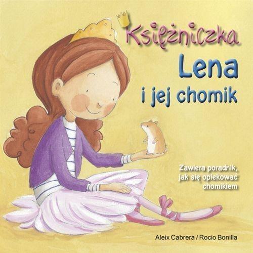 Księżniczka Lena i jej chomik Cabrera Aleix
