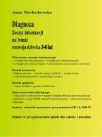 Diagnoza  Zeszyt informacji na temat rozwoju dziecka 3-6 lat Anna Niesłuchowska