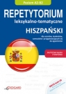 Hiszpański Repetytorium leksykalno tematyczne z płytą CD