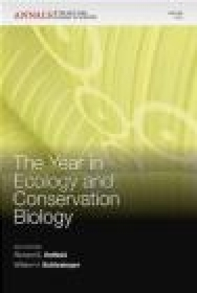 The Year in Ecology and Conservation Biology 2011 Richard S. Ostfeld