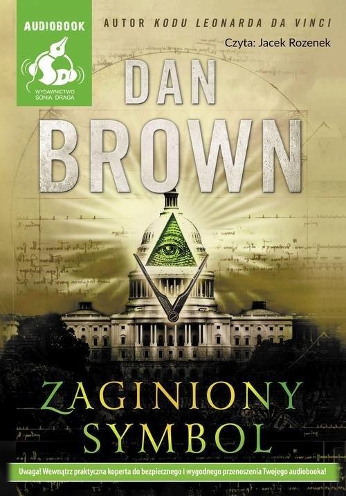 Zaginiony symbol  (Audiobook) (Audiobook) Brown Dan