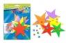Ozdoba dekoracyjna piankowa gwiazdy