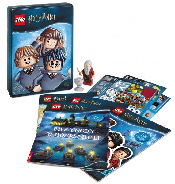 Lego Harry Potter. Zestaw książek z klockami (Z TIN6402) praca zbiorowa