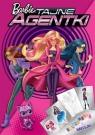 Barbie Tajne Agentki. Kolorowanka i naklejki