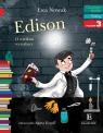 Czytam sobie Edison O wielkim wynalazcypoziom 3 Nowak Ewa