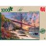 JUMBO 1000 EL Most złotej bramy (18333)