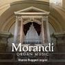 MORANDI ORGAN MUSIC MORANDI G.
