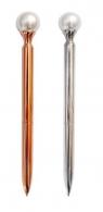 Długopis srebrny/złoty perła