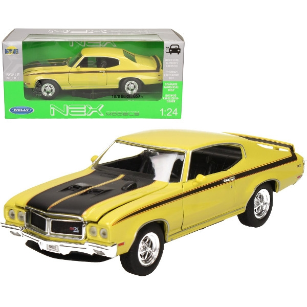WELLY Buick GSX 1970 (WE22433)