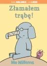 Świnka Malinka i słoń Leon Złamałem trąbę Willems Mo