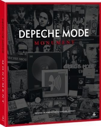 Depeche Mode Monument Burmeister Dennis, Lange Sascha