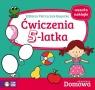 Ćwiczenia 5-latka Domowa Akademia Pietruczuk-Bogucka Elżbieta