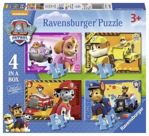 Puzzle 4w1: Psi Patrol (RAP070336)