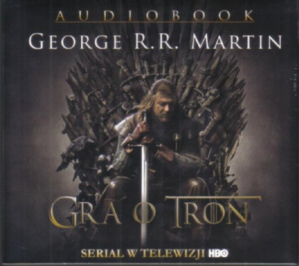 Gra o tron (Audiobook) Martin George R.R.